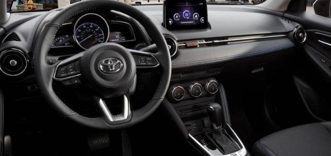 2021 Toyota Aygo has more features inside