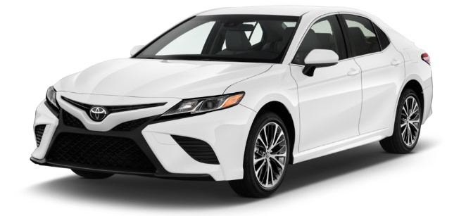 2021 Toyota Camry new edition