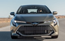 2021 Toyota Corolla test drive with new engine system