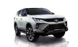 2021 Toyota Fortuner new edition