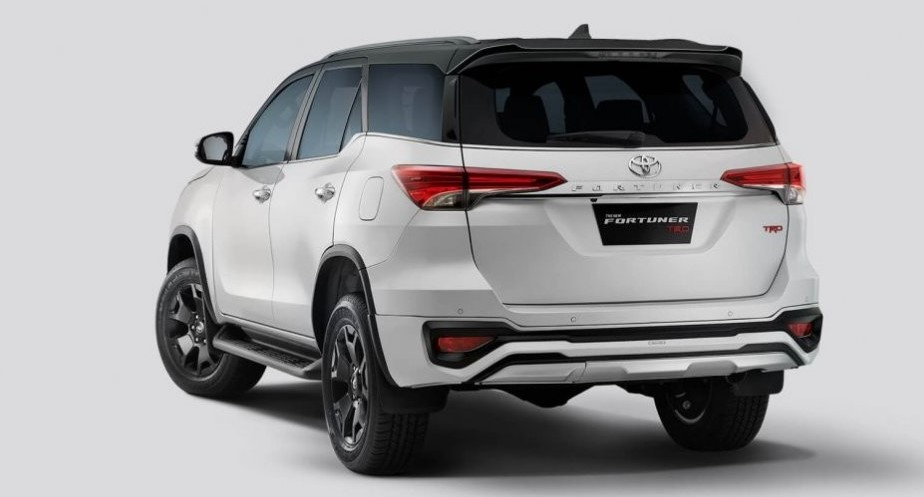 2021 Toyota Fortuner powered with new engine system