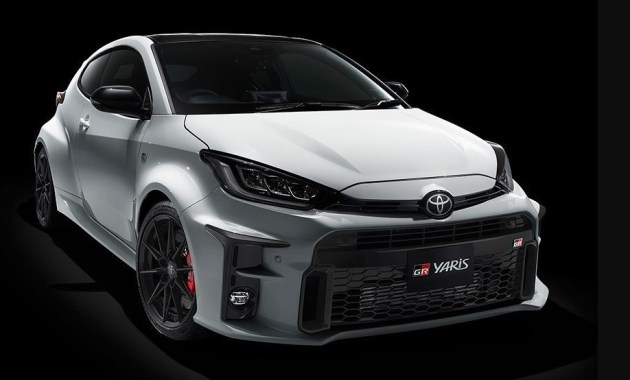 2021 Toyota GR Yaris With New Exterior Design