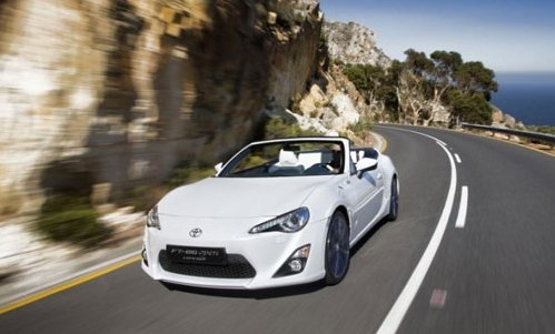 2021 Toyota GT-86 Convertible powered with new engine system