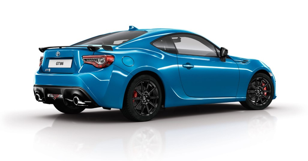 2021 Toyota GT-86 new edition