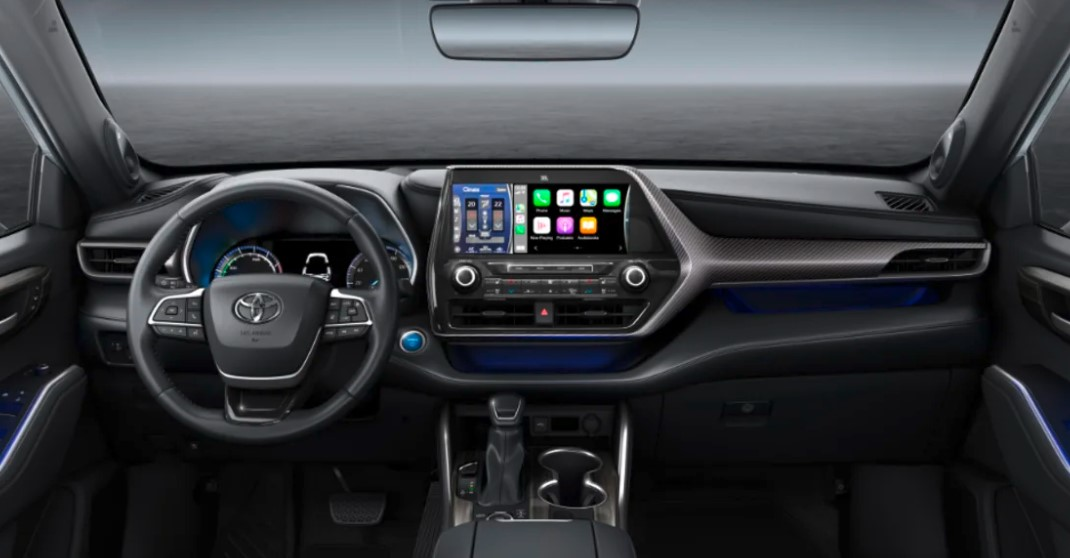 2021 Toyota Kluger has more security features inside