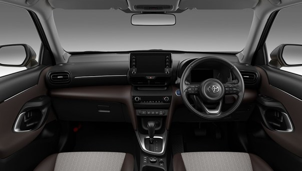 2021 Toyota Yaris Cross With New Interior Design