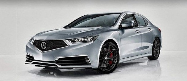 2022 Acura ILX Front View