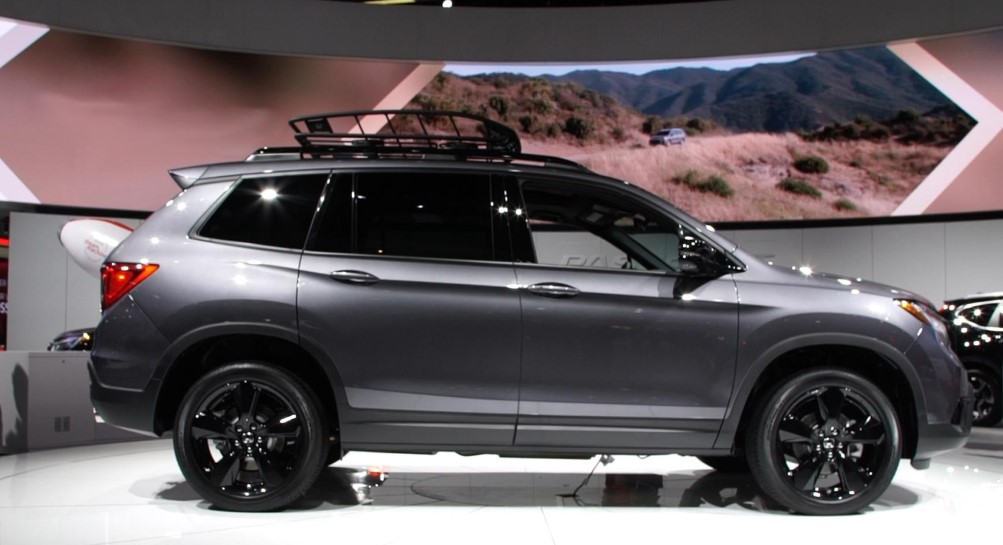 2022 Honda Passport Introduced at Auto Show