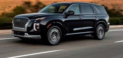 2021 Hyundai Palisade Calligraphy Powered with New Engine System