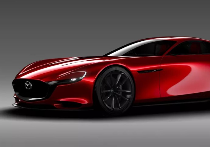 2021 Mazda RX-9 Front View