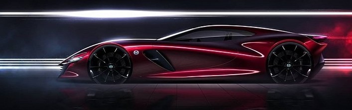 2021 Mazda RX-9 powered with new engine system