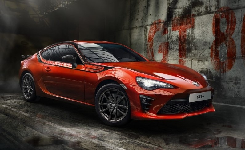 2022 Toyota 86 Powered with new engine system