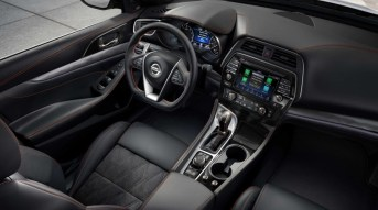 2021 Nissan Maxima Navigation and Infotainment Features