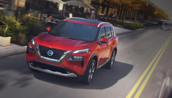 2021 Nissan Rogue Test Drive