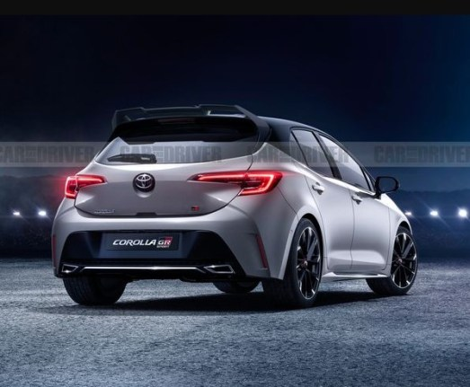 2022 Toyota GR Corolla powered with new engine system