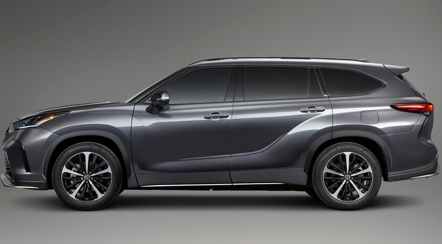 2021 Toyota Highlander XSE official preview