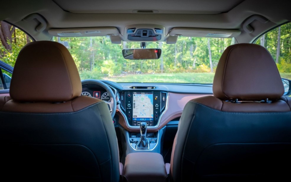 2022 Subaru Outback with new interior lineup