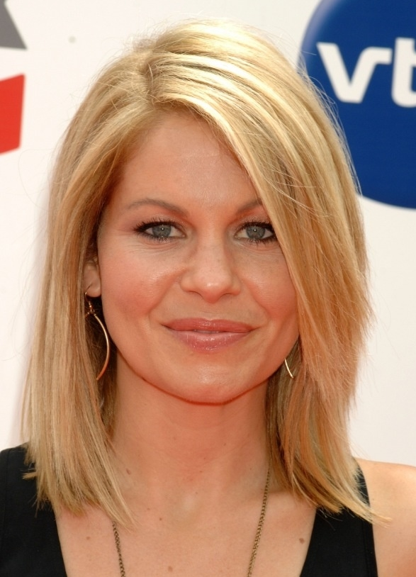 Candace Cameron Bure Short Hair : candace, cameron, short, Candace, Cameron, Short,, Shoulder, Length, Hairstyles, Pictures