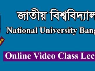 nu online class video download