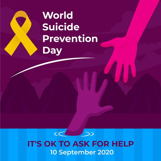 world suicide day theme