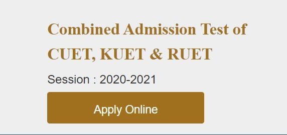 admissionckruet.ac.bd online apply