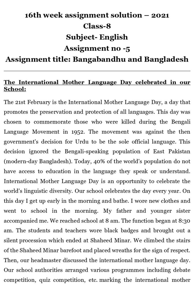 class 8 english assignment 16th week 2021 answer_page-0001