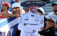 Formula 1: History to repeat in Mexico? Hamilton on brink of fifth F1 title