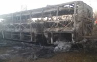 Zimbabwe bus tragedy: At least 42 killed in suspected gas explosion