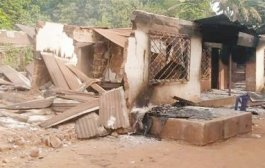 Anambra hunter shoots wife, son dead, sets house ablaze