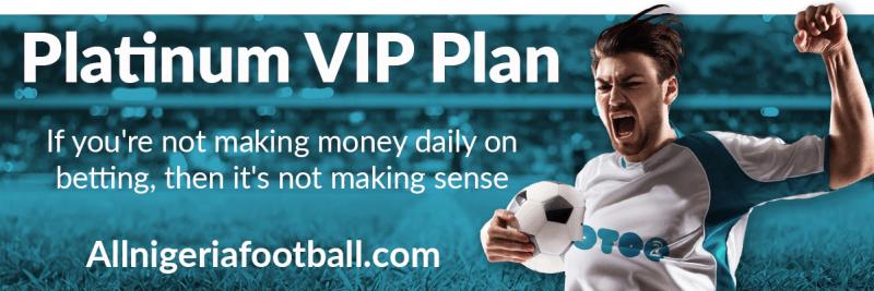 Platinum VIP Plan - Accurate Football Prediction Site Accurate