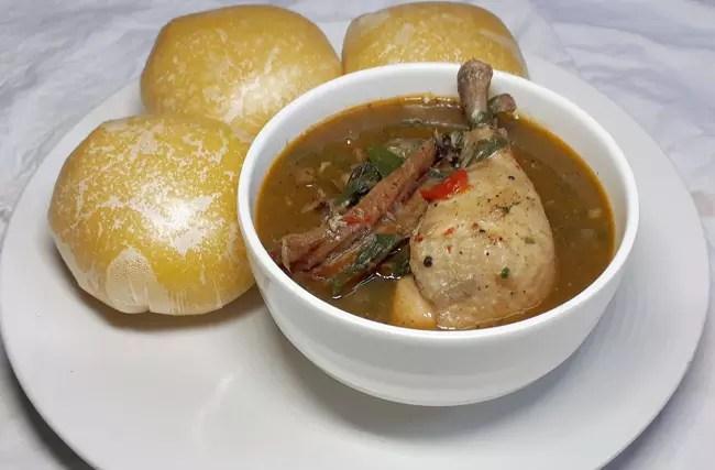 Nsala Soup | How To Make Ofe Nsala From Igboland