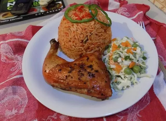 Image result for nigerians begging for food from their friends at a party
