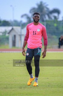 GK Akpeyi Explains: Why I Handled The Ball Outside The Box Against Argentina