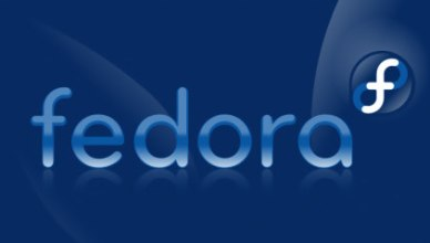 fedora logo blue