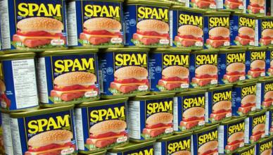 we hate spam