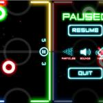 Classic Glow Hockey game for your phone