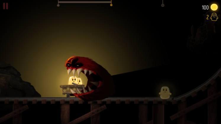 hopeless 2 cave escape monster