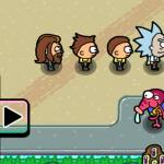 Pocket Mortys: collecting them all is fun and obsessive