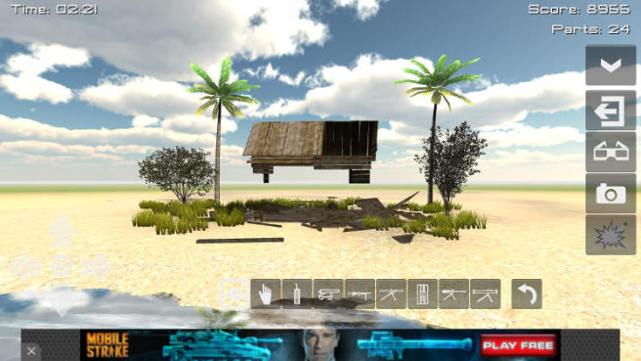 disassembly 3D ultimate shack