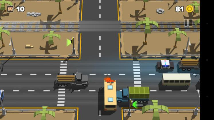 loop taxi car crash