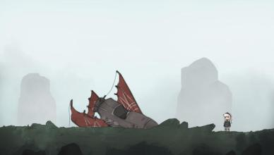 bladefall airship screenshot