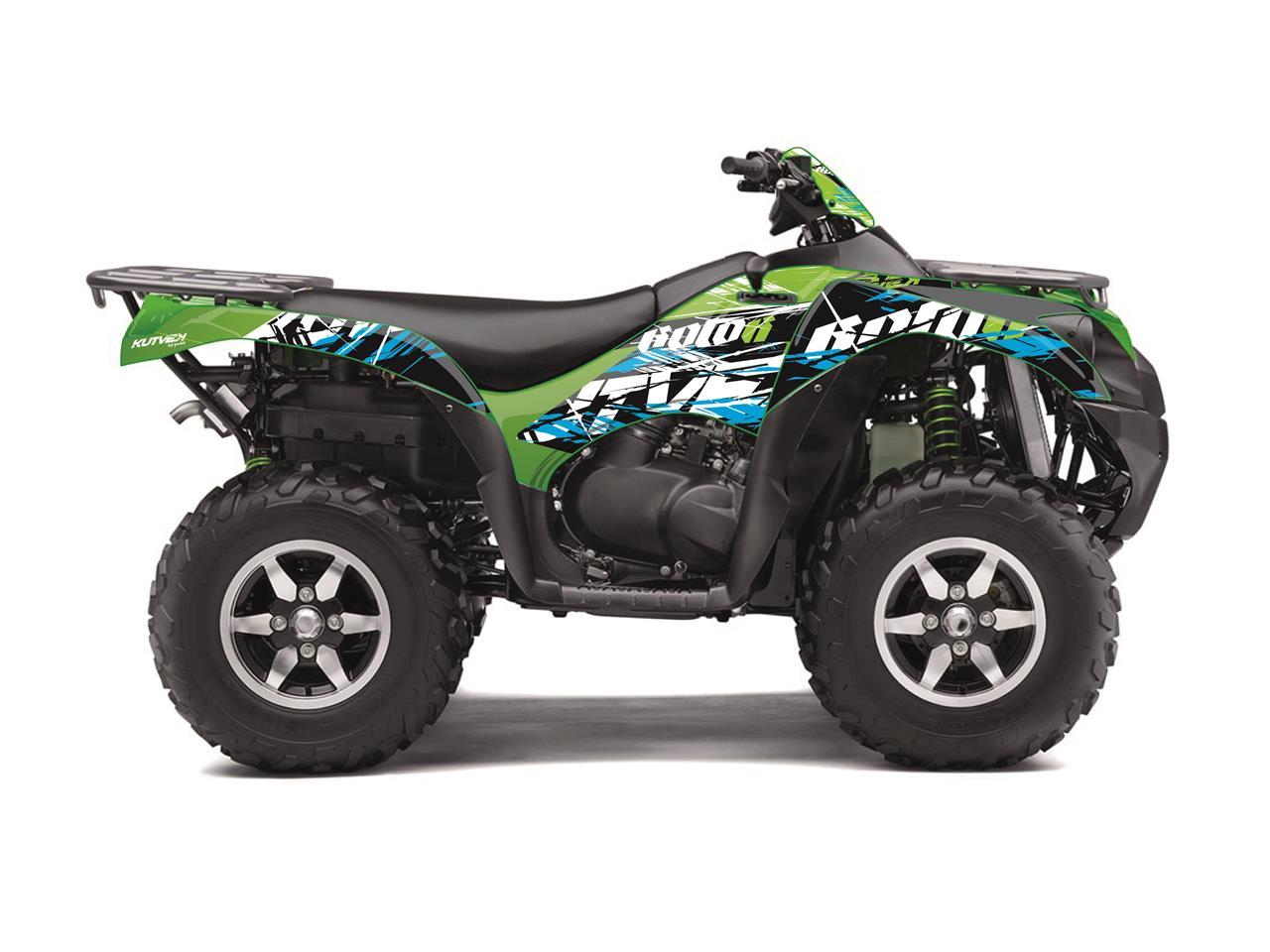 kit deco quad allo pieces moto
