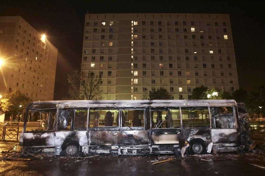 Feux autocar autobus