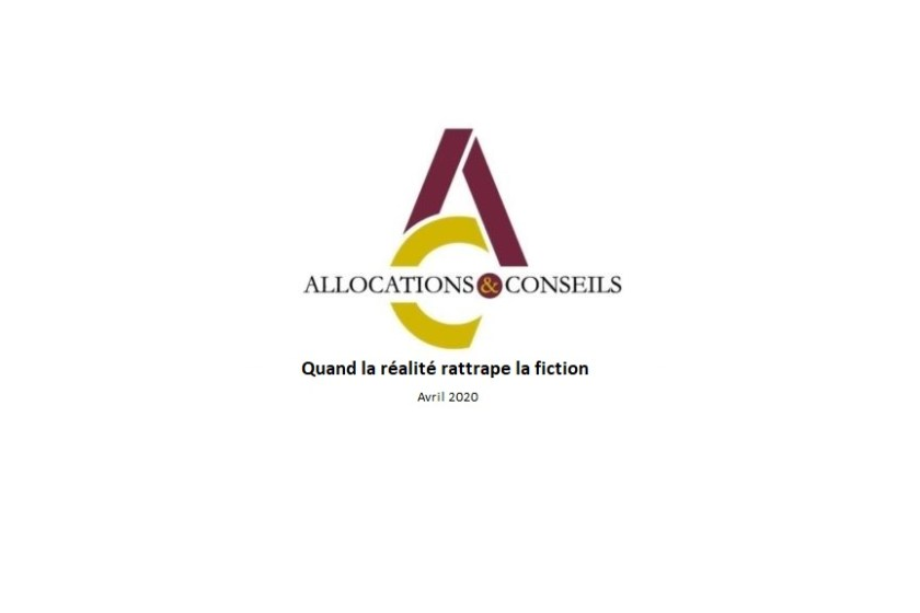 Note de conjoncture Avril 2020