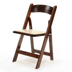 Brown Wooden Folding Chairs Cafe For Sale Chair Rentals To Cover Your Sitting Needs All Occasion Wood Padded