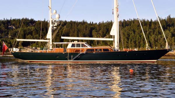 All Ocean Sailing Yachts For Sale 110 Sailing Yacht