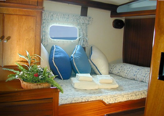 89 Don Brooke Sailing Yacht Aurastel For Sale All Ocean