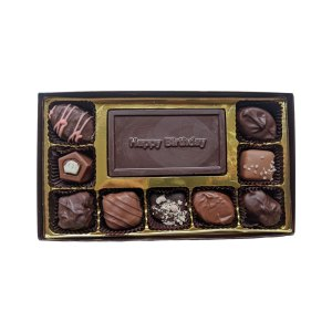 Assorted Chocolates with Sentiment Bar