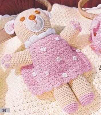 1001 doudous au crochet allo crochet