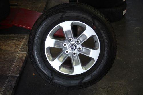 Dodge-Ram-1500-2018-2019-17-OEM-Wheel-Rim-Tire-27565R18-116T-5YD53TRMAA-96314-303026481593-2-1.jpg